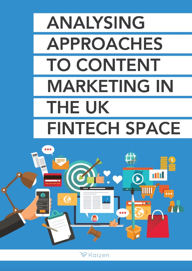 The State of FinTech Content Marketing image