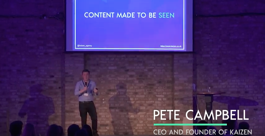 Kaizen's 'The Future of Content' Event Video Summary